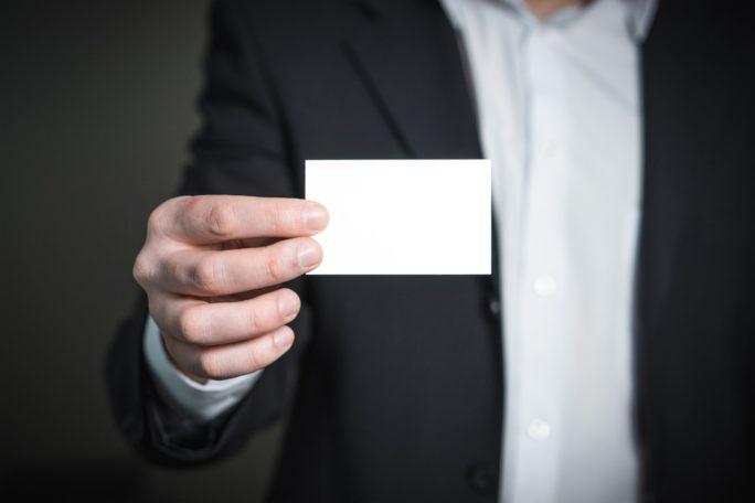 pubblico qualificato - biglietto da visita