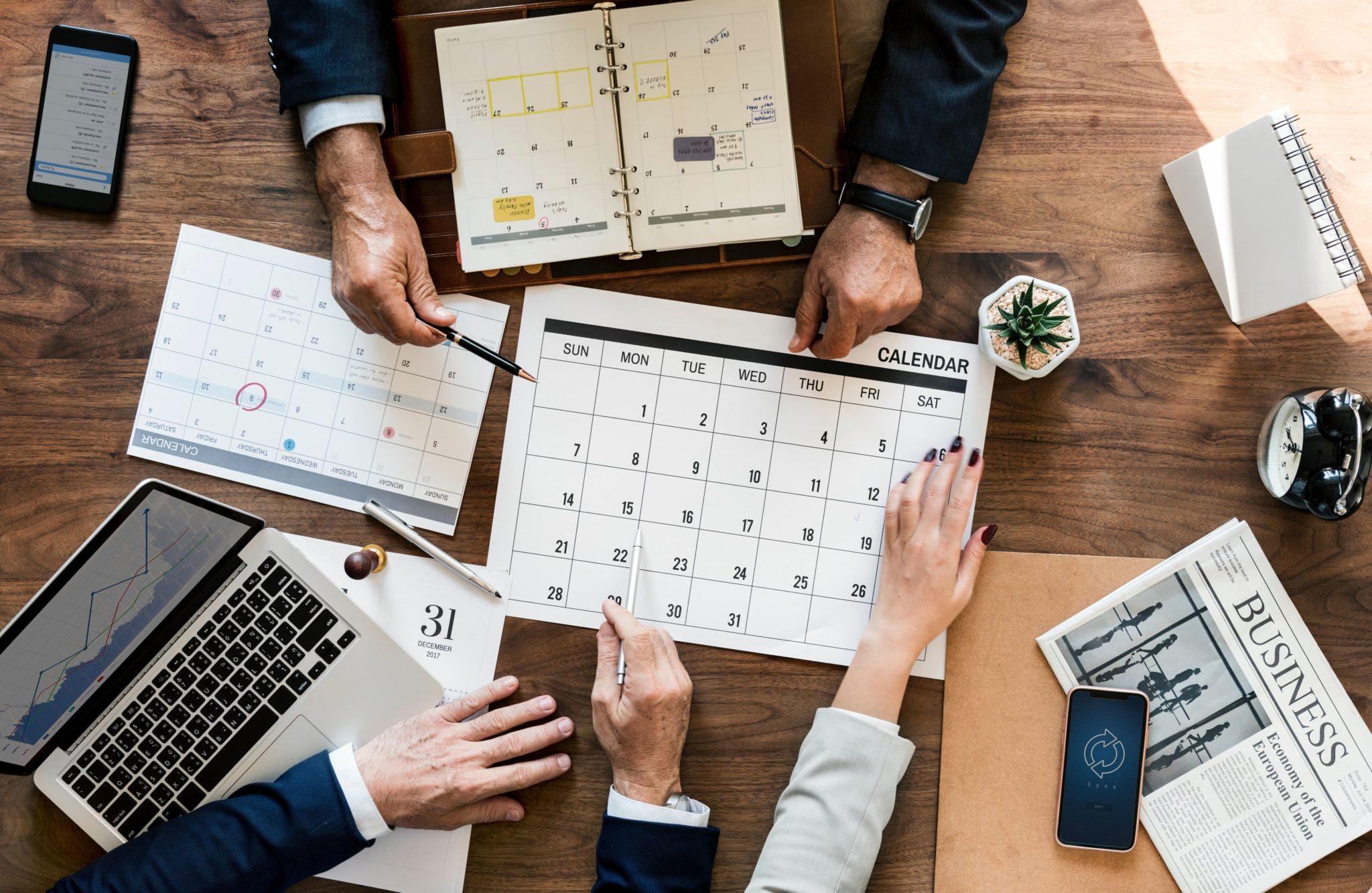calendario editoriale-content marketing